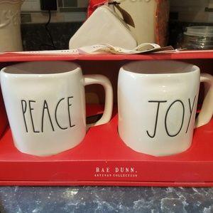 Cute Rae Dunn Holday mug set